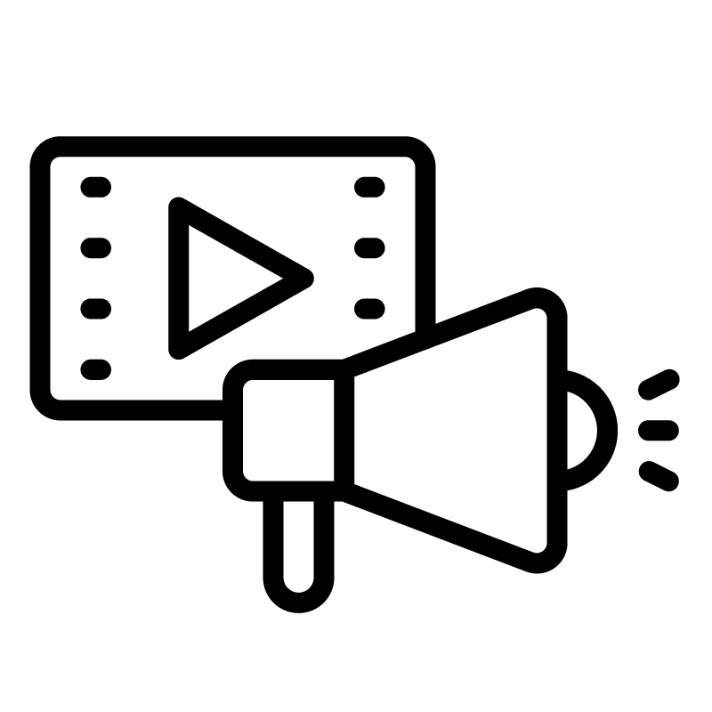 Promotion vidéo